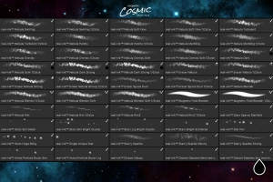Photoshop Brush Chart