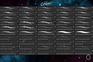 Photoshop Brush Chart