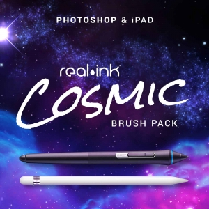 Realink Cosmic Brush Pack