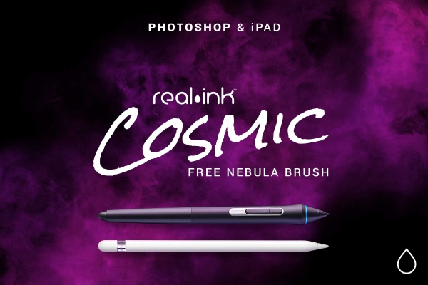 Free Nebula Brush