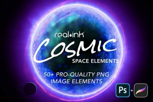 Cosmic Image Pack