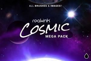 Real Ink Cosmic MEGA Pack