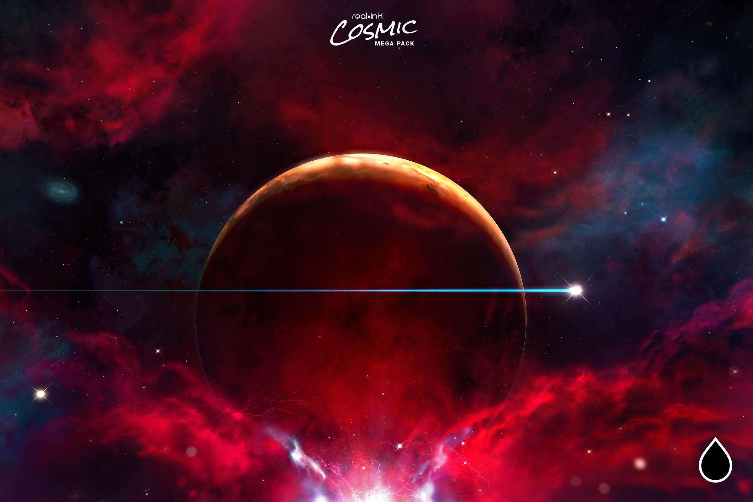 Cosmic Illustration