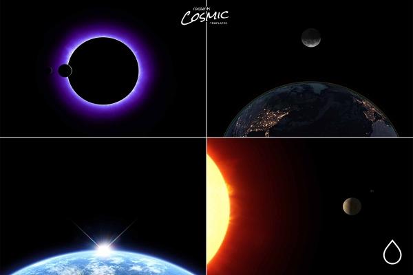 Cosmic Templates