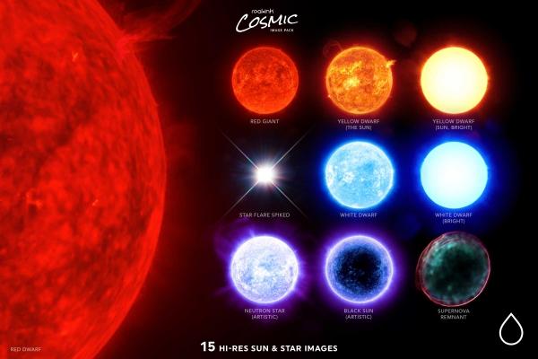 Suns and Stars