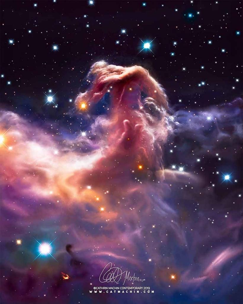 Cathrin Machin Horse Head Nebula