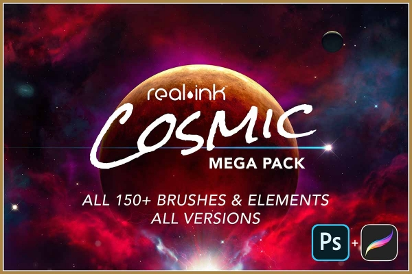 Cosmic MEGA Pack