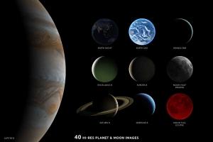 Cosmic Planets