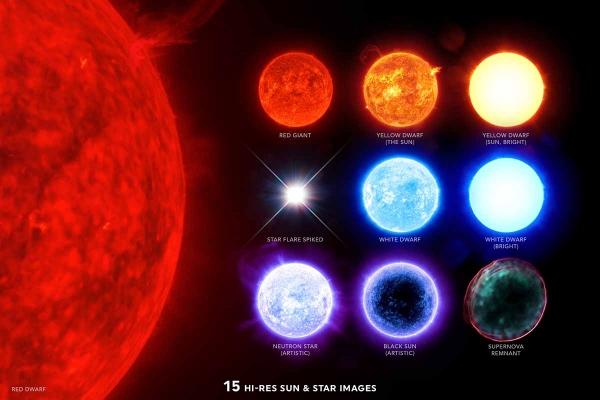 Cosmic Suns